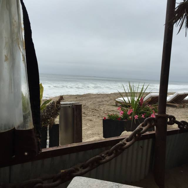 Paradise Cove Beach Cafe, Malibu, CA