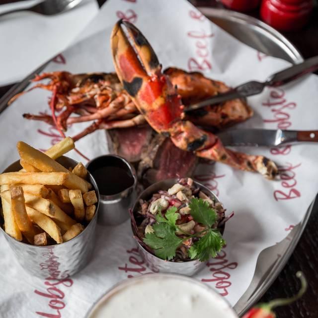 Beef and Lobster - Temple Bar, Dublin, Co. Dublin