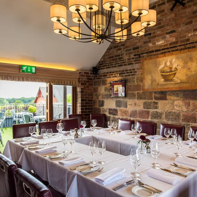 The Dovecote Restaurant, Morley, Derbyshire