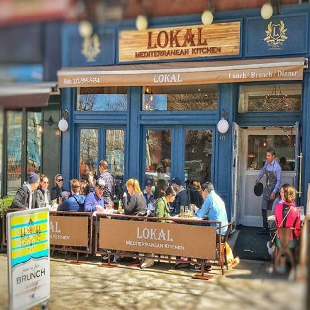 Lokal Mediterranean Kitchen, New York, NY