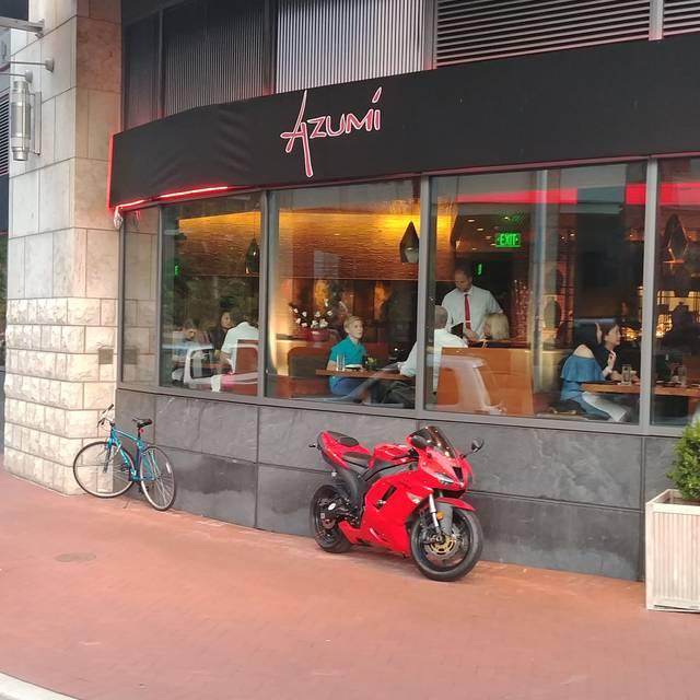 Azumi Restaurant Week
