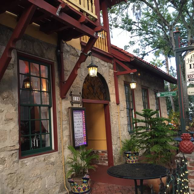 Old City House, St. Augustine, FL