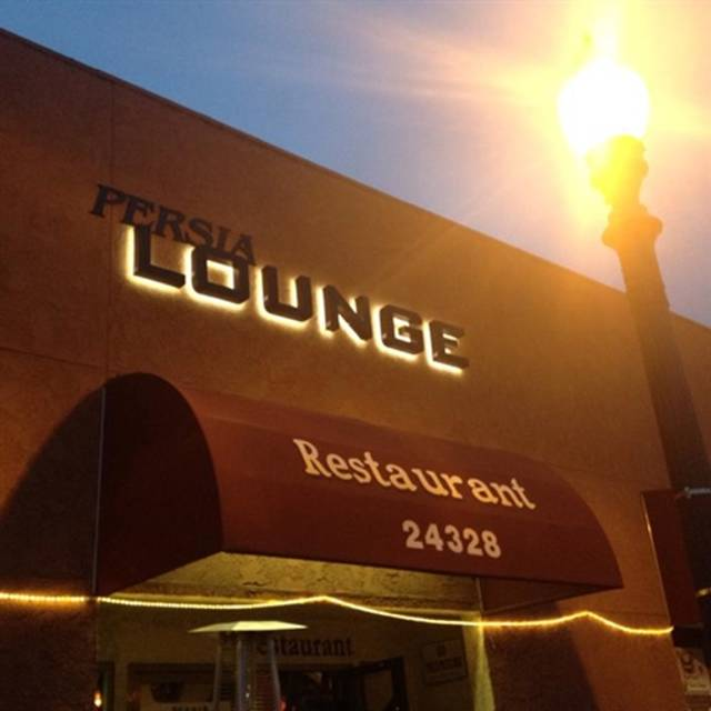 Persia Lounge Restaurant Newhall Ca