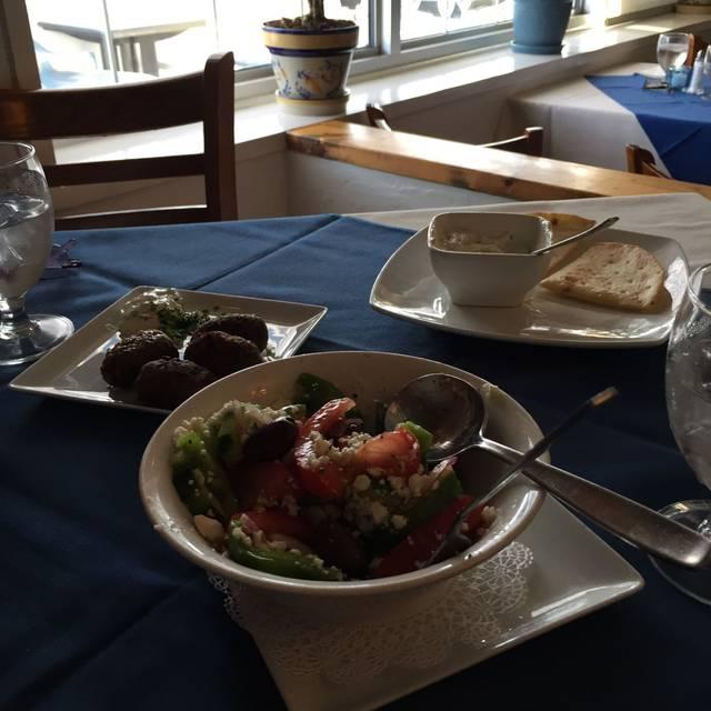 Santorini Greek Taverna, Calgary, AB