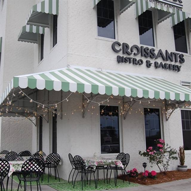 Croissants Bistro and Bakery, Myrtle Beach, SC