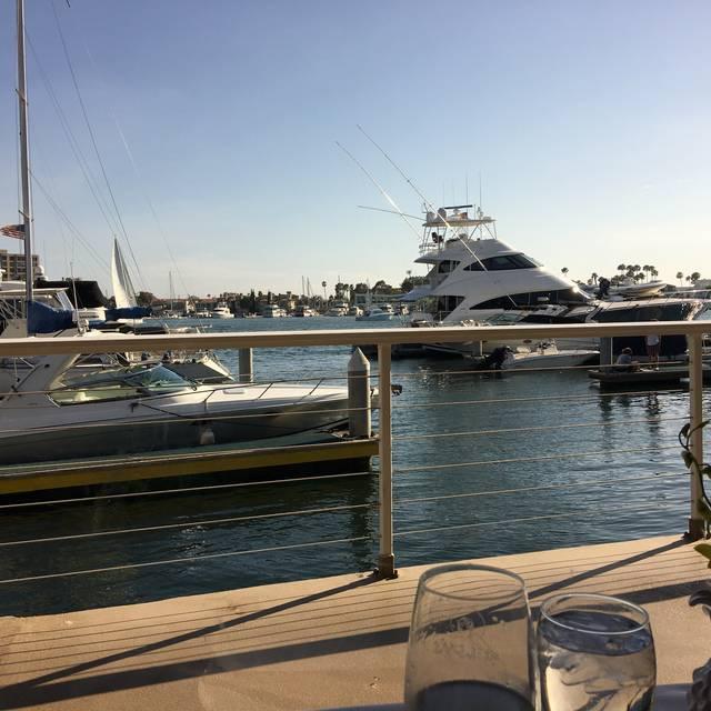 Newport Beach Billy S Restaurant