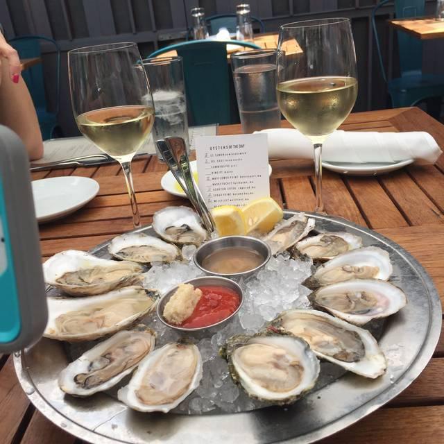 B&G Oysters, Boston, MA