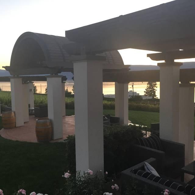 Vineyard Terrace Restaurant at CedarCreek Estate Winery, Kelowna, BC
