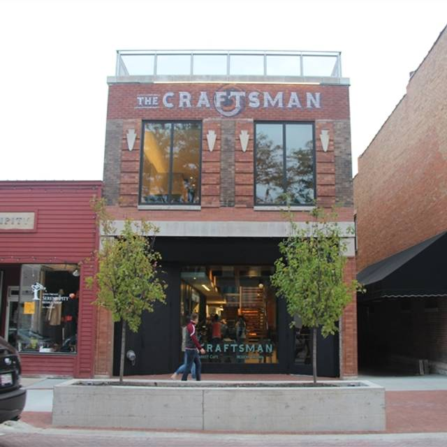 The Craftsman by Two Brothers - Modern Tavern, Naperville, IL