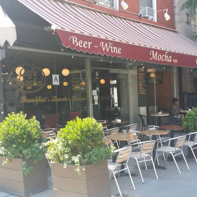 Cafe Mocha, New York, NY