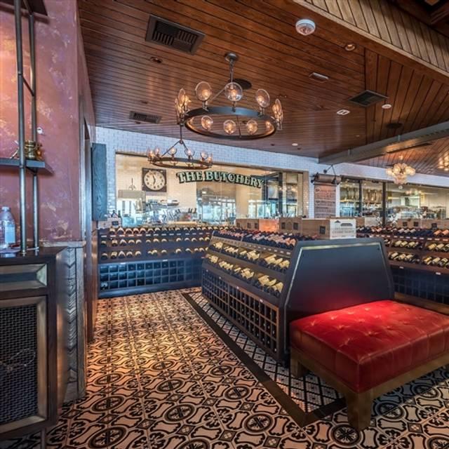 The Dining Room Santa Monica: Meat On Ocean Restaurant - Santa Monica, CA