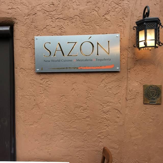 Sazon, Santa Fe, NM
