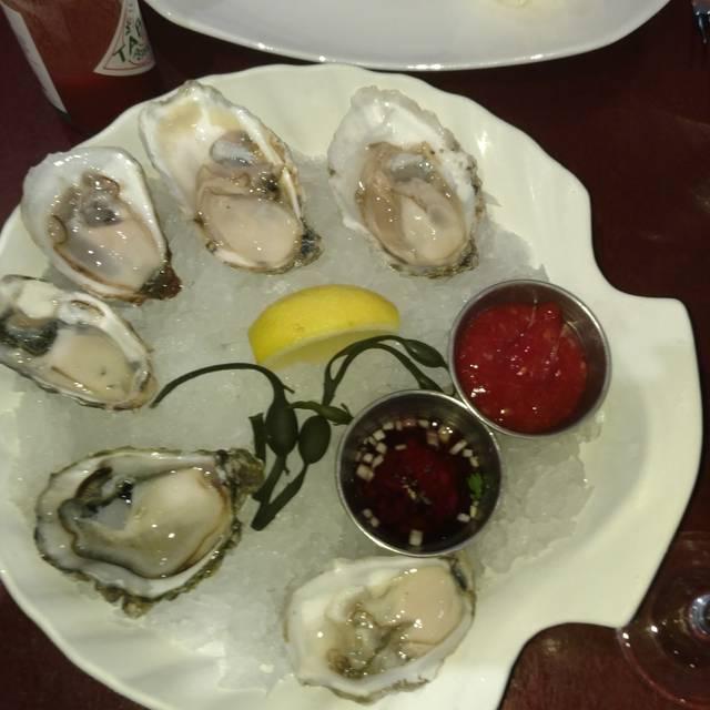 Rick Moonen's RM Seafood, Las Vegas, NV