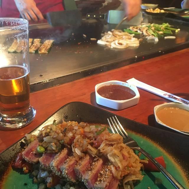 Kimono Restaurant, Benicia, CA