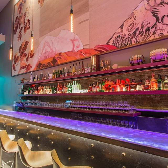 Blowfish Restaurant + Sake Bar, Toronto, ON