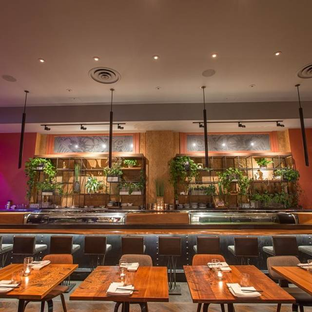 Blowfish Restaurant + Sake Bar, Toronto, ON