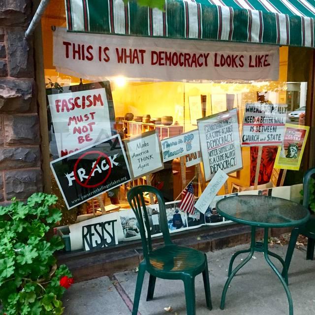 Moosewood, Ithaca, NY