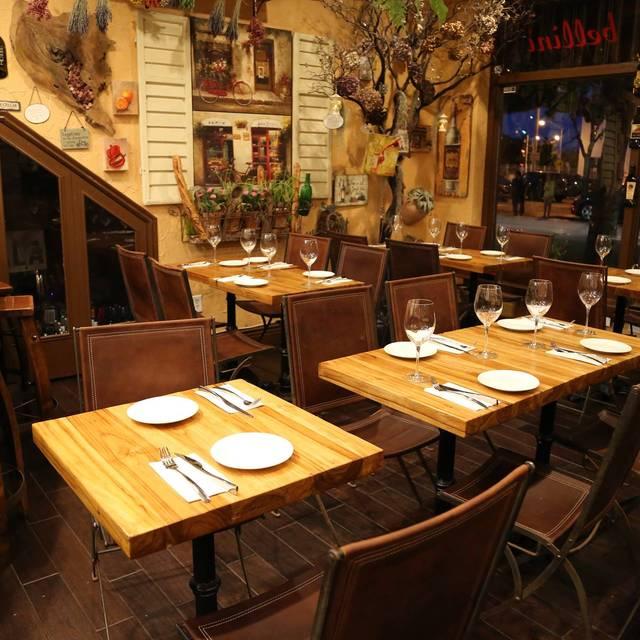 Amour Amour Restaurant San Mateo