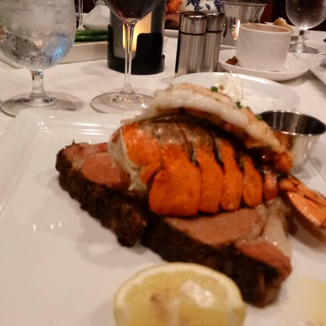 Neros Steakhouse - Caesars Windsor, Windsor, ON