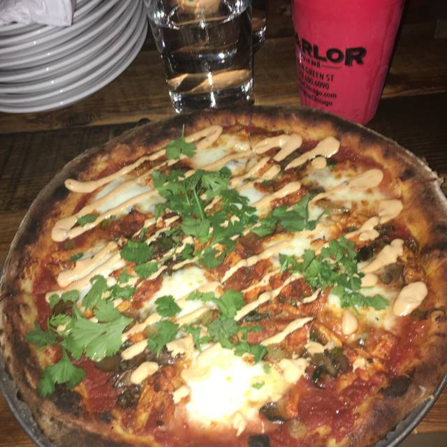 Parlor Pizza Bar - West Loop, Chicago, IL