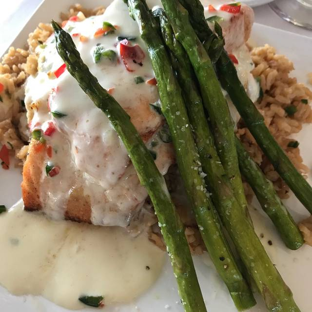 Gaido's Seafood Restaurant, Galveston, TX