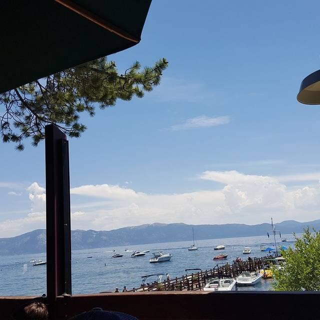 Gar Woods Grill and Pier Restaurant, Carnelian Bay, CA
