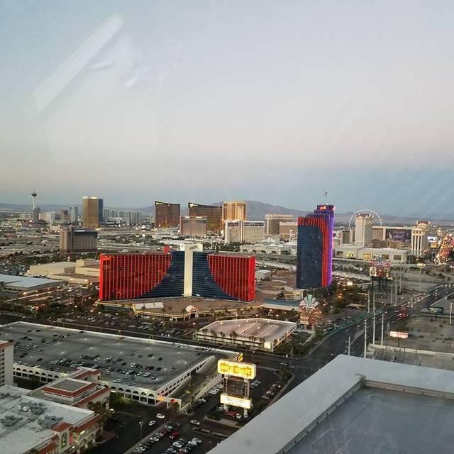 Alizé at the Top of the Palms Casino Resort, Las Vegas, NV