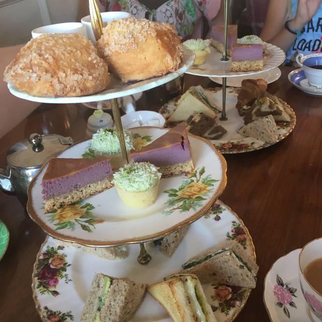 Neverland Tea Salon, Vancouver, BC