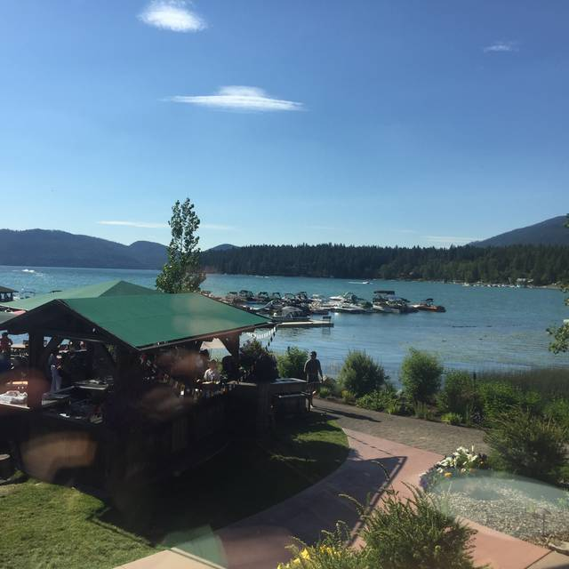 The Boat Club Restaurant, Whitefish, MT