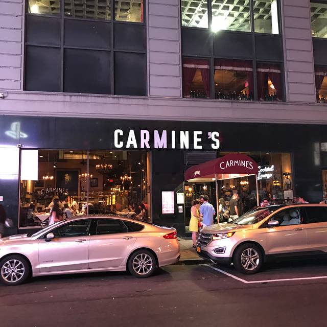 Carmine's - 44th Street - NYC, New York, NY