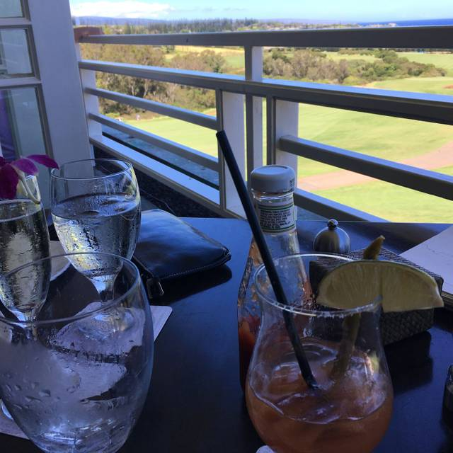 The Plantation House Restaurant, Kapalua, HI