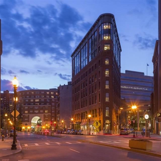 Finch Restaurant Boston Ma Opentable