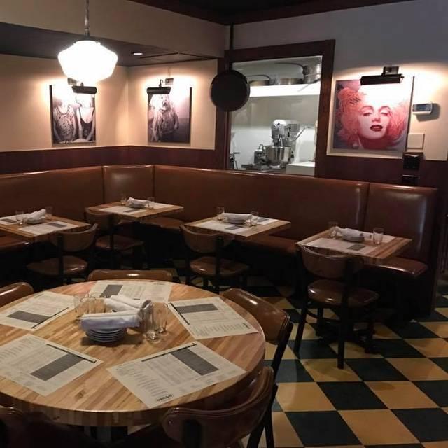 Dining Area - Cello Italian Restaurant - Howell, Howell, MI