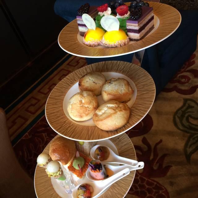 Tea Lounge - Mandarin Oriental, Las Vegas, Las Vegas, NV