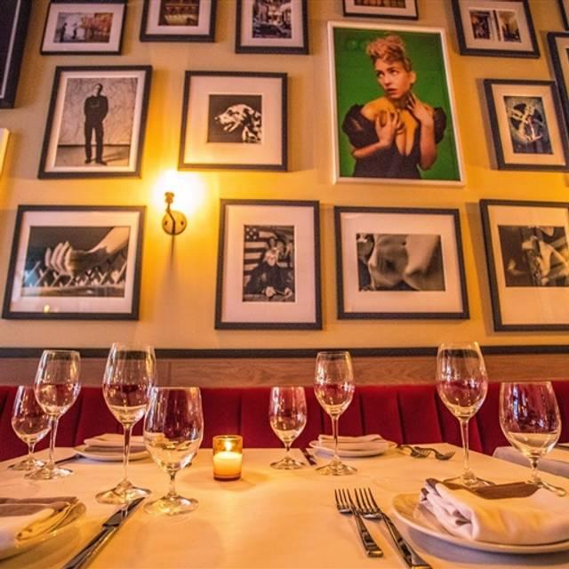 Rose Hill Restaurant New York Ny Opentable