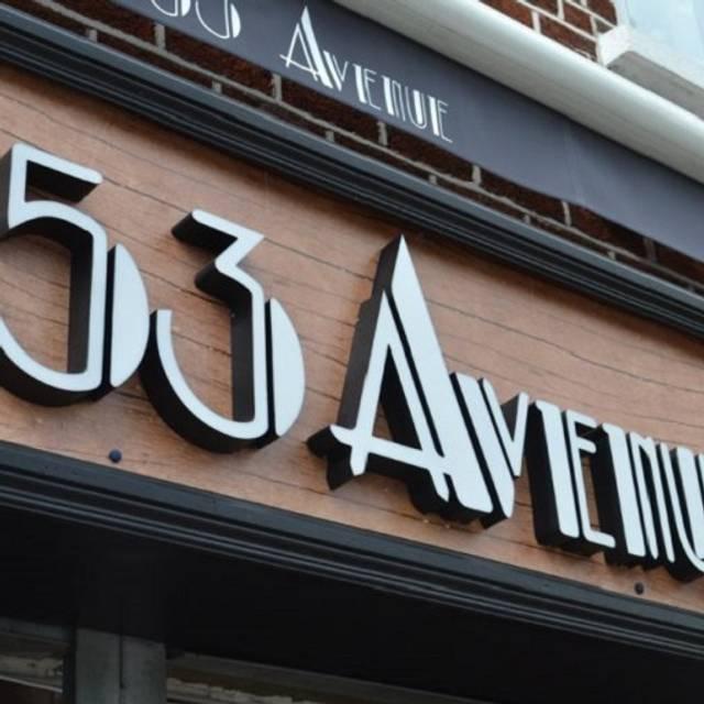 53 Avenue Bistro Killester, Dublin, Co. Dublin