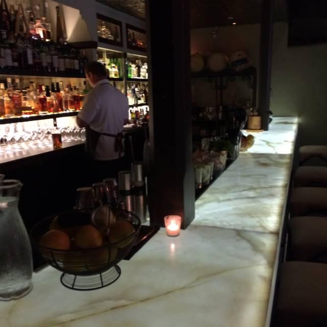 1833 restaurant monterey ca opentable
