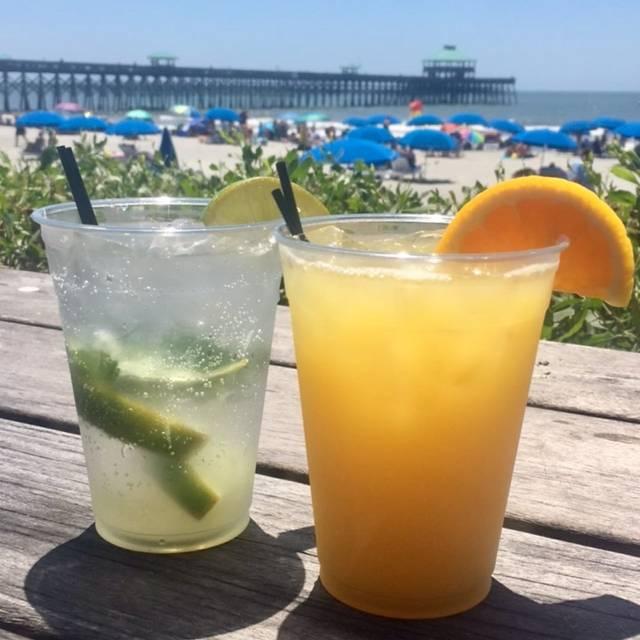 BLU Restaurant & Bar, Folly Beach, SC