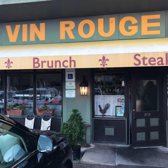 Vin Rouge, Durham, NC