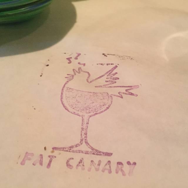 Fat Canary