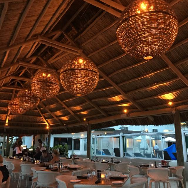 Ocean Grill Tiki Bar Beachcomber Resort Pompano Beach