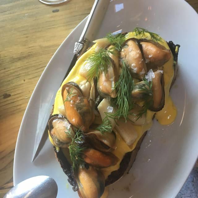 RockCreek Seafood & Spirits, Seattle, WA