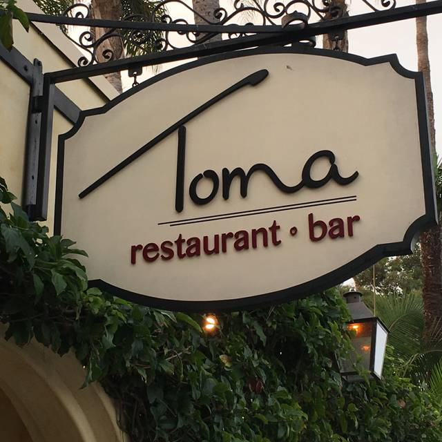 Toma Restaurant & Bar, Santa Barbara, CA