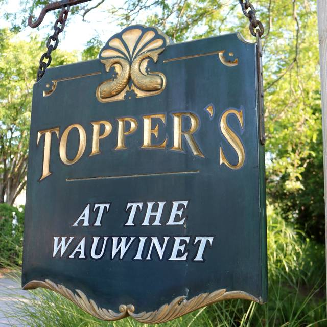 TOPPER'S Restaurant at The Wauwinet, Nantucket, MA