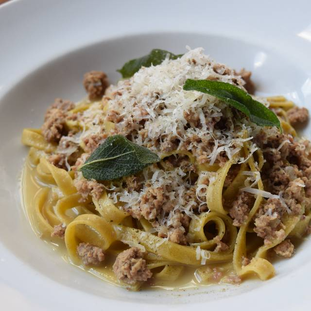 Fettuccine with Butcher's Ragu - Tribeca Grill, New York, NY