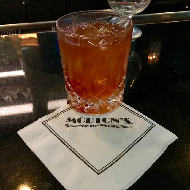 Morton's The Steakhouse - Dallas, Dallas, TX