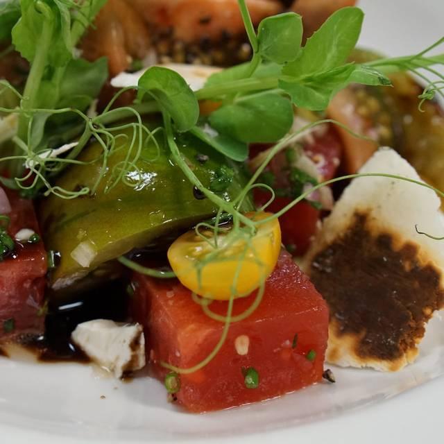 Watermelon Salad   - Formaggio Taverna & Patio - Sacramento Marriott Rancho Cordova, Rancho Cordova, CA