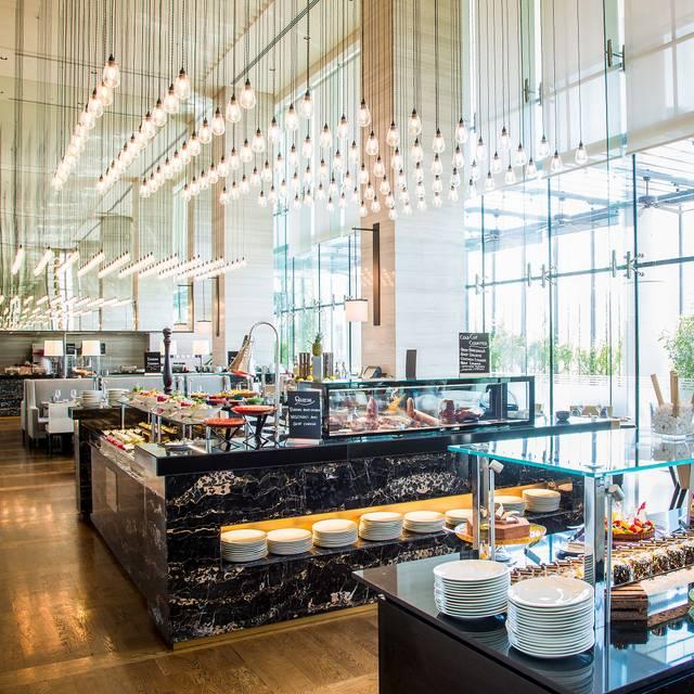 Bayside Restaurant and Terrace, Dubai, Dubai