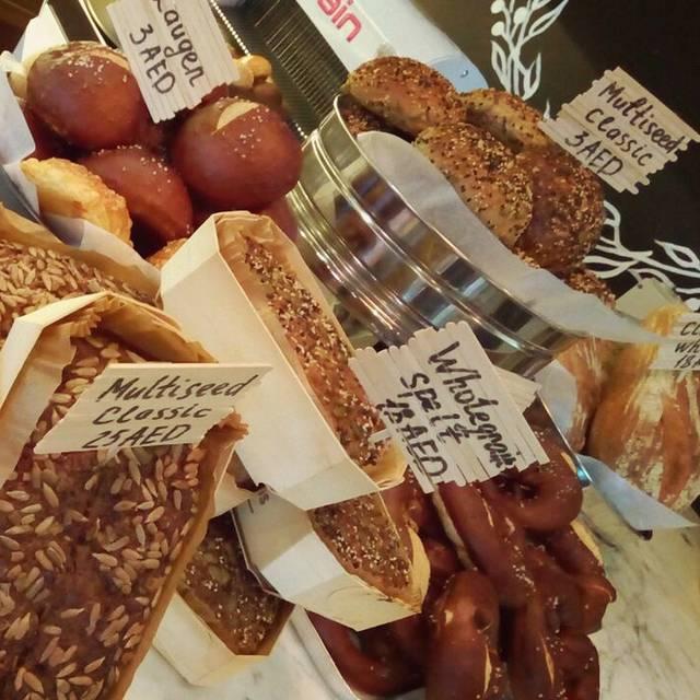Brothaus Bakery - Bistro, Dubai, Dubai