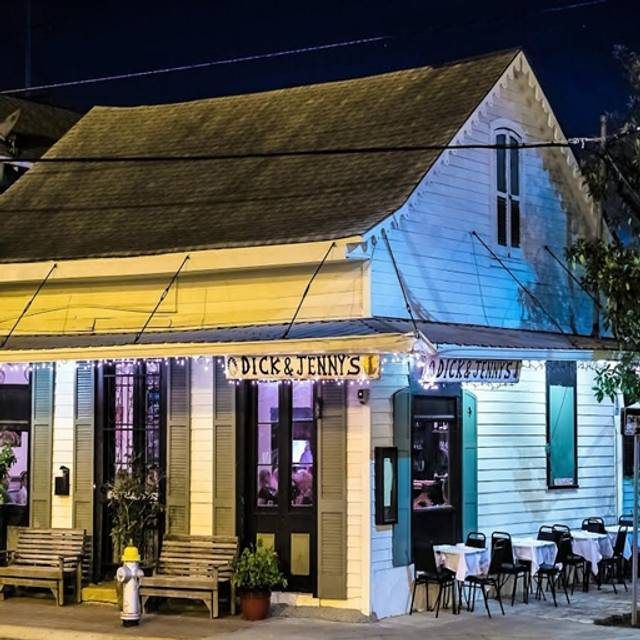 Dick & Jenny's, New Orleans, LA